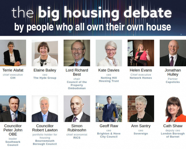 The Big Lack of Debate in Housing